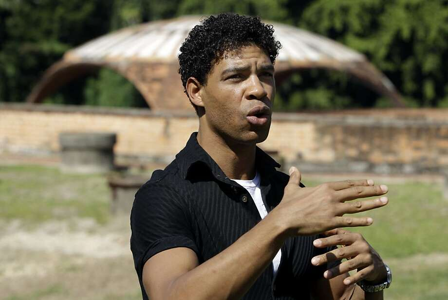 Native Cuban ballet dancer Carlos Acosta has pledged to raise the money for the refurbishment. Photo: Franklin Reyes, Associated Press
