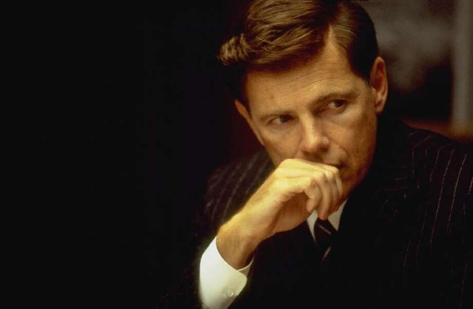 "Bruce Greenwood as John F. Kennedy in ""13 Days"""