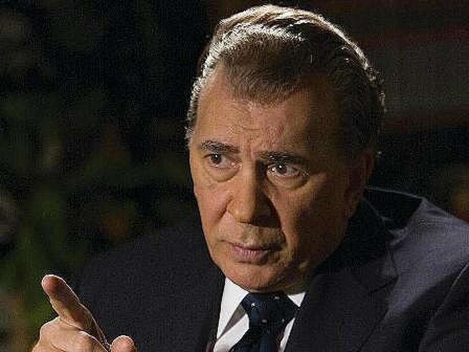 "Frank Langella as Richard Nixon in ""Frost/Nixon"""
