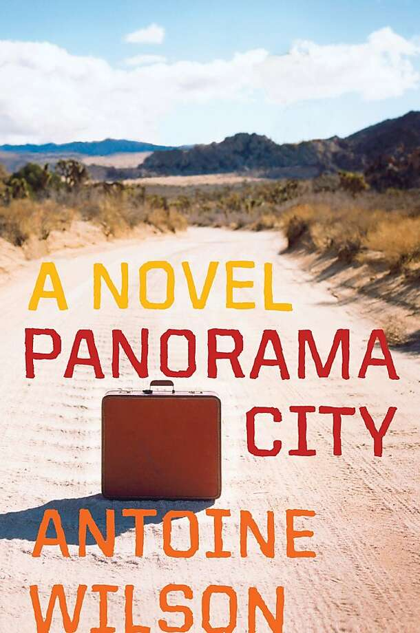 Panorama City, by Antoine Wilson Photo: Houghton Mifflin Harcourt