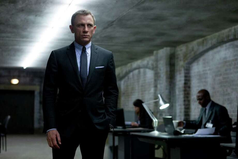 "Perhaps the most anticipated video release this month is ""Skyfall,"" the James Bond action flick with Daniel Craig as 007. Photo: Metro-Goldwyn-Mayer Pictures / Columbia Pictures"
