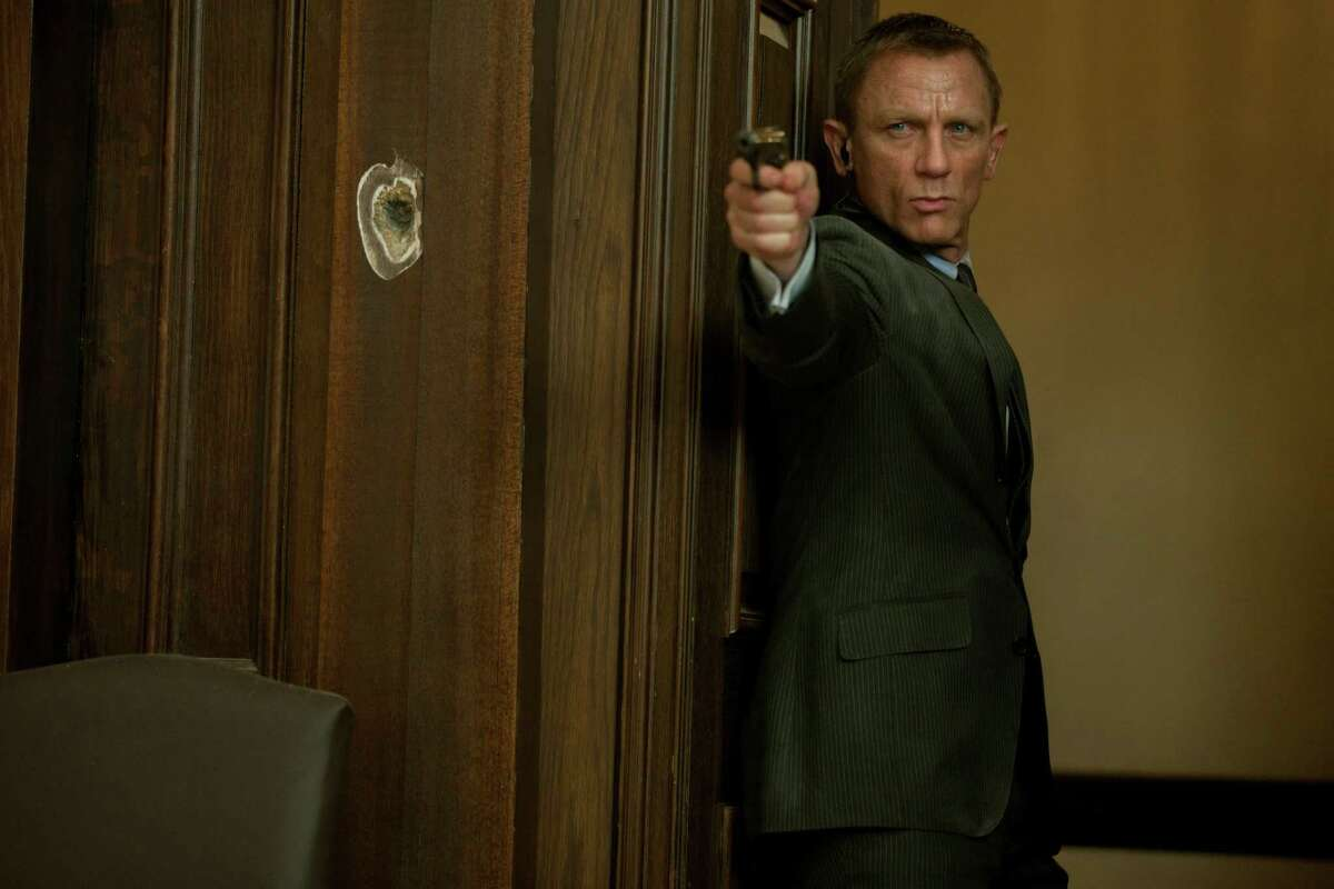 Daniel Craig stars as James Bond in the latest 007 adventure,