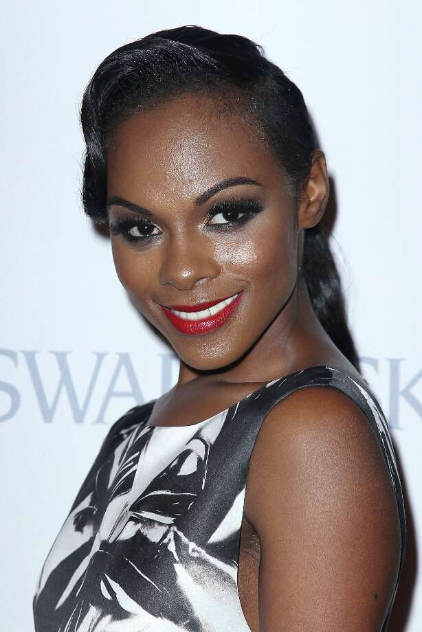 This image released by Starpix shows actress Tika Sumpter at the 16th Annual Ace Awards at Cipriani 42 Street in New York on Monday, Nov. 5, 2012. Photo: Kristina Bumphrey, Associated Press / STARPIX