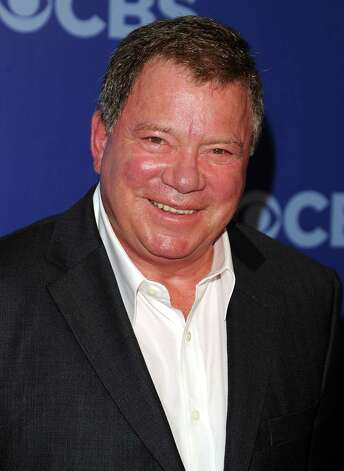 NEW YORK - MAY 19:  Actor William Shatner attends the 2010 CBS UpFront at Damrosch Park, Lincoln Center on May 19, 2010 in New York City.  (Photo by Andrew H. Walker/Getty Images) Photo: Andrew H. Walker, Getty Images / 2010 Getty Images