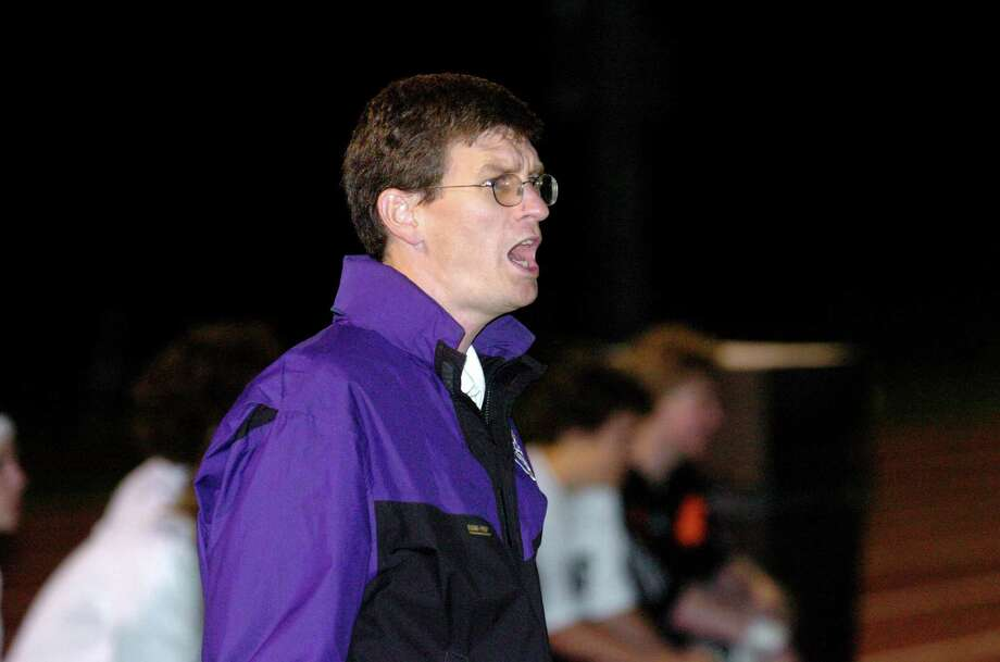 Kinkaid boys soccer coach Curt Brooks Photo: Montgomery, Ronnie