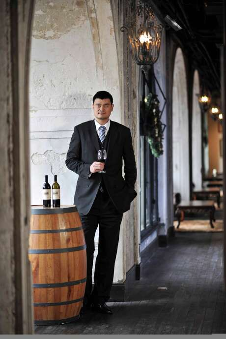 Yao's new team is one of wine people. His cabs have been sold in China for two years and are set to enter the U.S. market. Photo: Yao Family Wines
