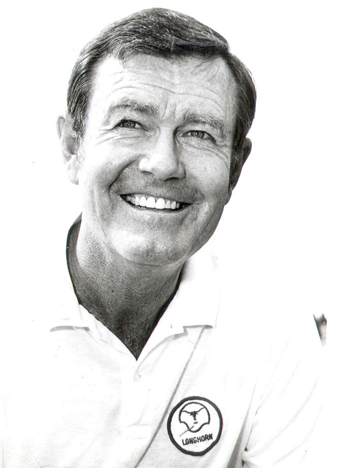 University of Texas coach Darrell Royal in 1976. Photo: File Photo / San Antonio Express-News