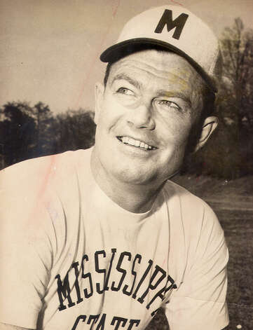 Darrell Royal as head coach of Mississippi State University