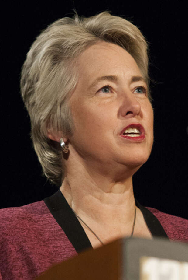 Houston Mayor Annise Parker Photo: J. Patric Schneider, For The Chronicle / © 2012 Houston Chronicle