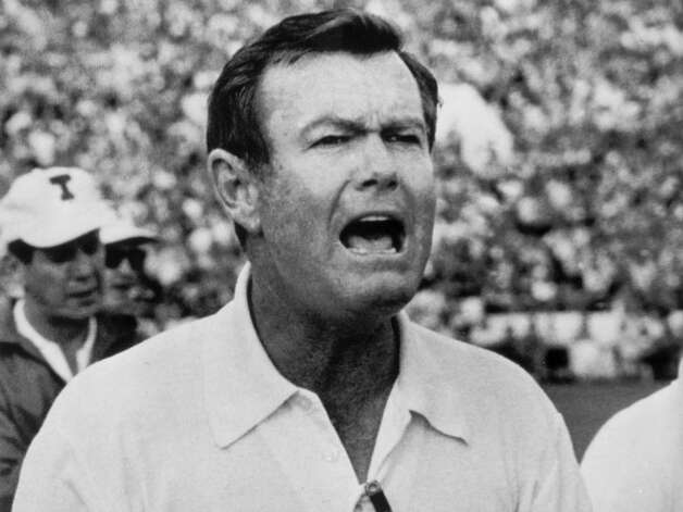 Darrell Royal could definitely coin a phrase. (Associated Press file photo)