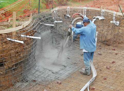 Swimming Pool Construction Calls On Design Management