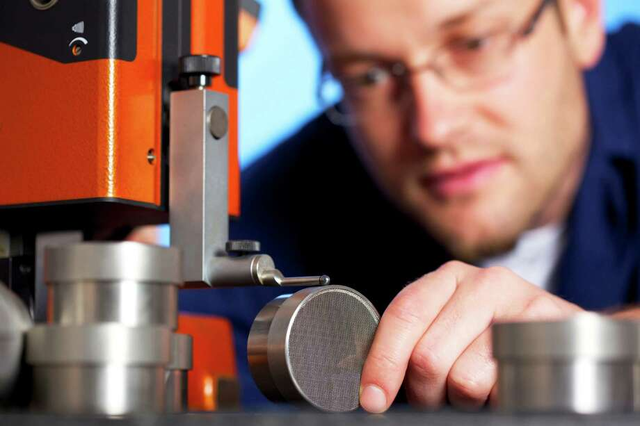 Mechanical engineering is a broad discipline, so those with this degree work in such diverse industries as aerospace, automotive, manufacturing and oil and gas. Their work often involves designing and building prototypes for devices needed to solve complex problems. Photo: Otmar Winterleitner / iStockphoto