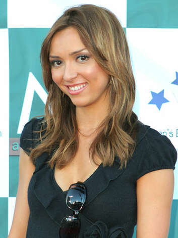 Giuliana Rancic Back in 2005 when Giuliana was still Ms. DePandi, she showed off her girly side with bubblegum pink lipstick, rosy cheeks, and highlighted layers at a Children's Burn Foundation fundraiser.    Reprinted with Permission of Hearst Communications, Inc. Originally Published: 60 Best Celebrity Makeovers of All Time Photo: Getty Images / WireImage