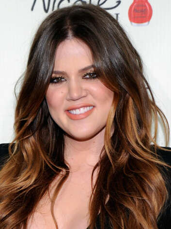 Khloe Kardashian We love Khloe's ombre highlights and neutral makeup palette at the 2011 opening of the Kardashian Khaos store in Las Vegas that are more becoming of her socialite lifestyle.  Reprinted with Permission of Hearst Communications, Inc. Originally Published: 60 Best Celebrity Makeovers of All Time Photo: Getty Images