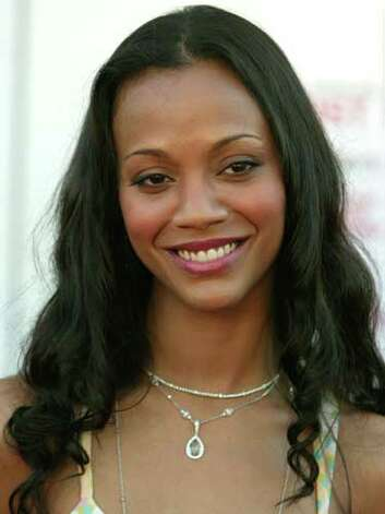 Zoë Saldana Zoë looks as if she arrived at the 2004 Movieline Young Hollywood Awards after a day at the beach. Her style is both casual and carefree.  Reprinted with Permission of Hearst Communications, Inc. Originally Published: 60 Best Celebrity Makeovers of All Time Photo: Getty Images