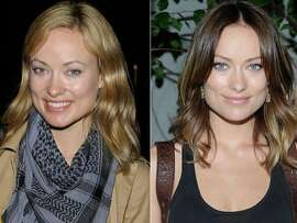 "Very light blonde shades don't work for many women, and can actually age you by making you appear washed out. ""For example, Olivia Wilde's beautiful eyes really pop and her complexion looks brighter when her hair has some darker tones as compared to when it is very light,"" says Oded Gabay, celebrity hair stylist and owner of New York's Lovella salons."
