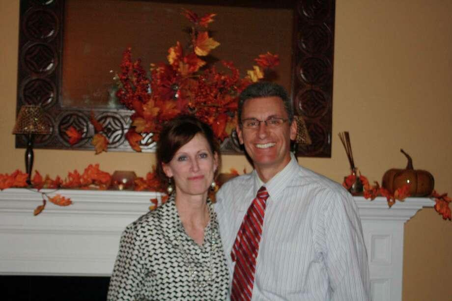 Sandy and Robert Timmons, founders of Lock-Itz LLC. Photo: Megan Davis