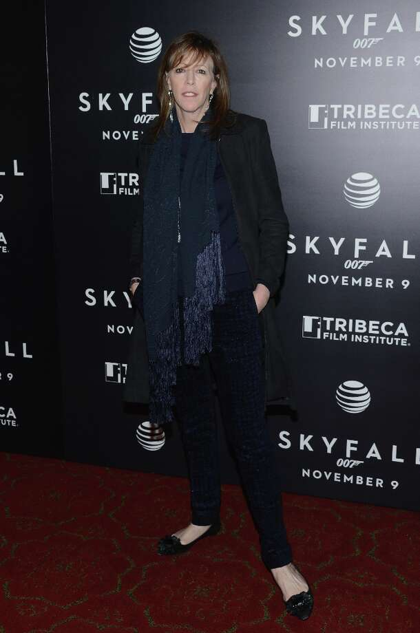 "Jane Rosenthal attends the Tribeca Film Institute Benefit Screening Of ""Skyfall"" at Ziegfeld Theater on November 5, 2012 in New York City. Photo: Larry Busacca, Getty Images / 2012 Getty Images"