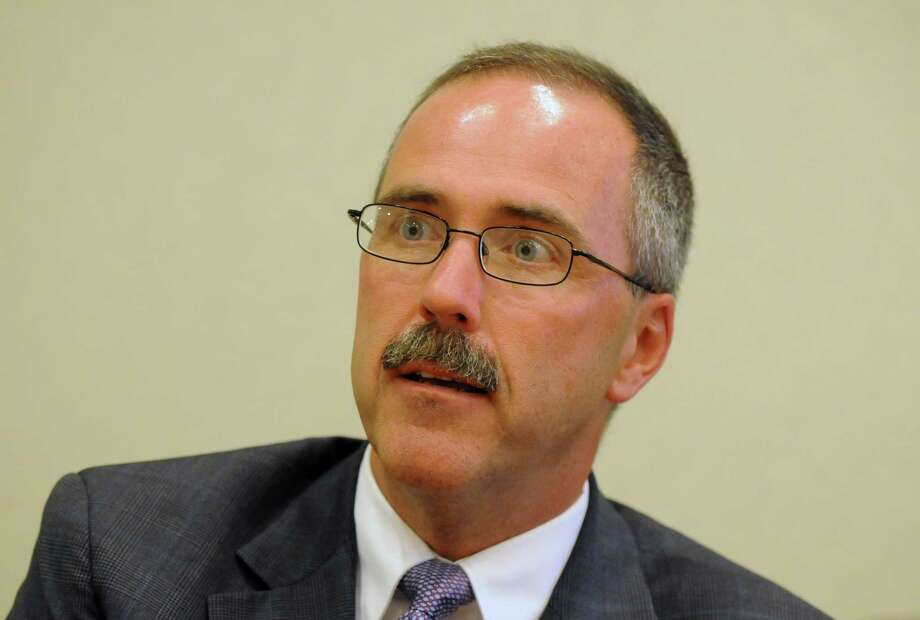 Assemblyman Tony Jordan, 113th Assembly District , Monday Oct. 15, 2012. (Will Waldron / Times Union)
