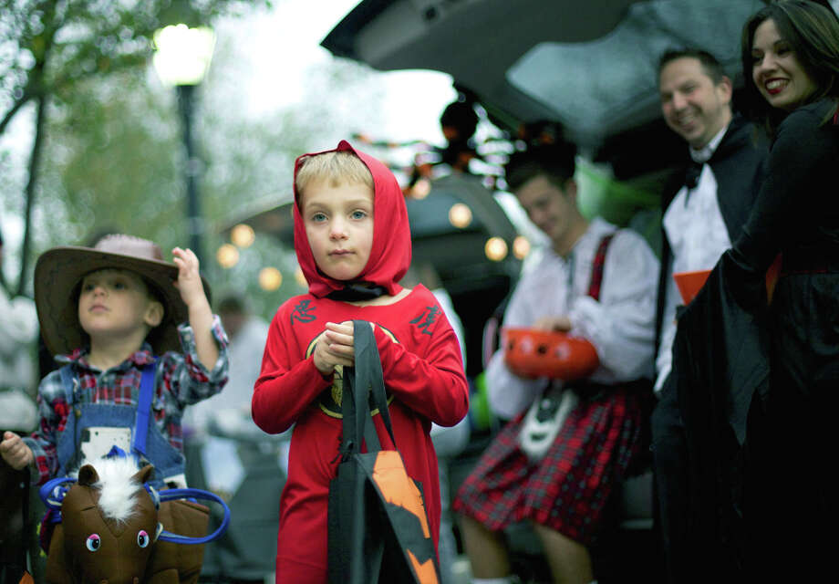 Oct. 31: The New Milford Parks & Recreation Department's Halloween Trunk or Treat will be held on the west side of Main Street in downtown New Milford. Residents participating are asked to decorate their vehicles and hand out candy. Call 860-355-6050 for more information or to register to distribute candy. Photo: Trish Haldin
