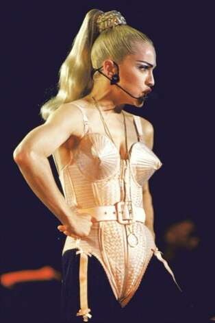Madonna, 1980s