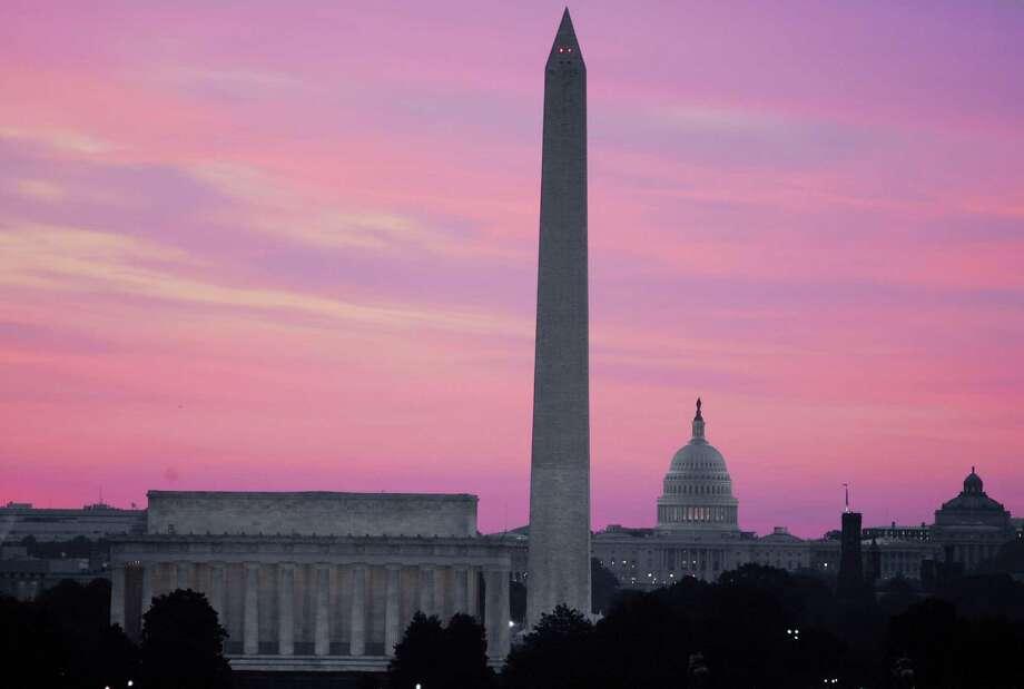 Allows gay marriage: Washington, D.C. Photo: Ron Edmonds, Associated Press / AP