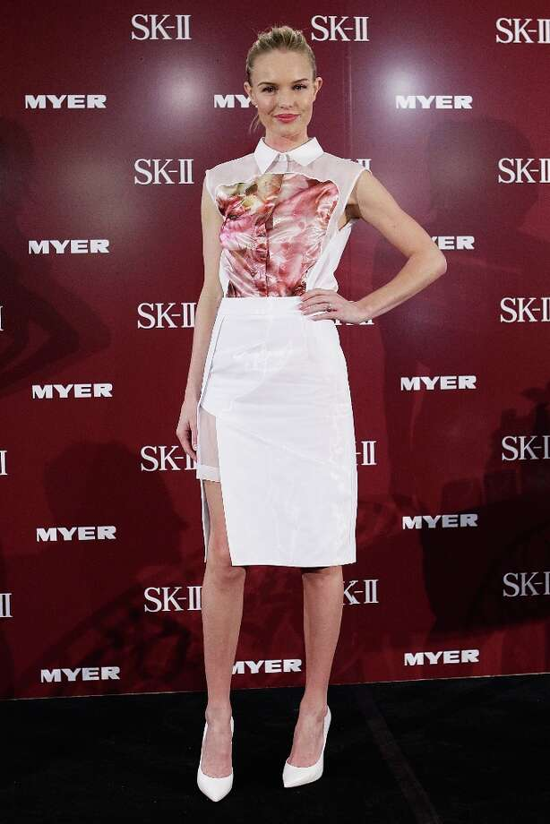 Actress Kate Bosworth was deemed the fifth most stylish celeb. Photo: Brendon Thorne, Getty Images / 2012 Getty Images
