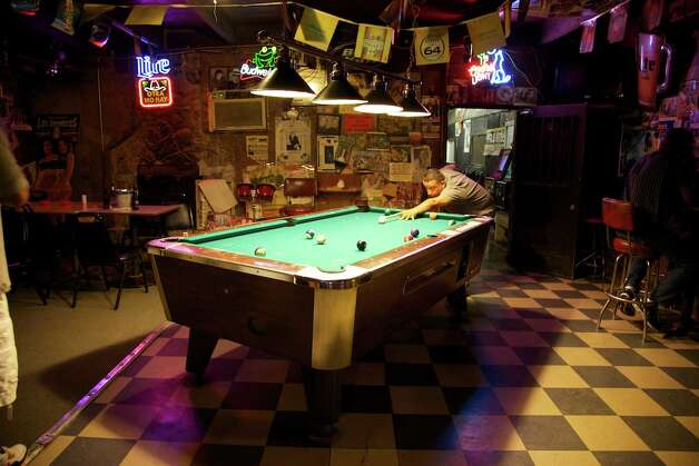 The inside of Ruben's Place. Photo: Xelina Flores-Chasnoff / For the Express News