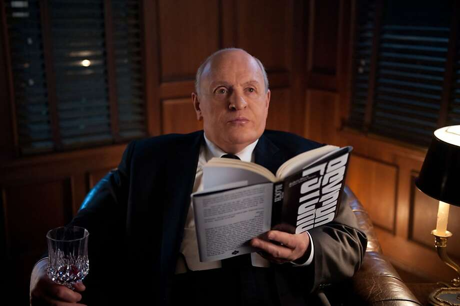 "Anthony Hopkins plays Alfred Hitchcock in ""Hitchcock,"" about the tension on the ""Psycho"" set. Photo: Suzanne Tenner, Fox Searchlight"