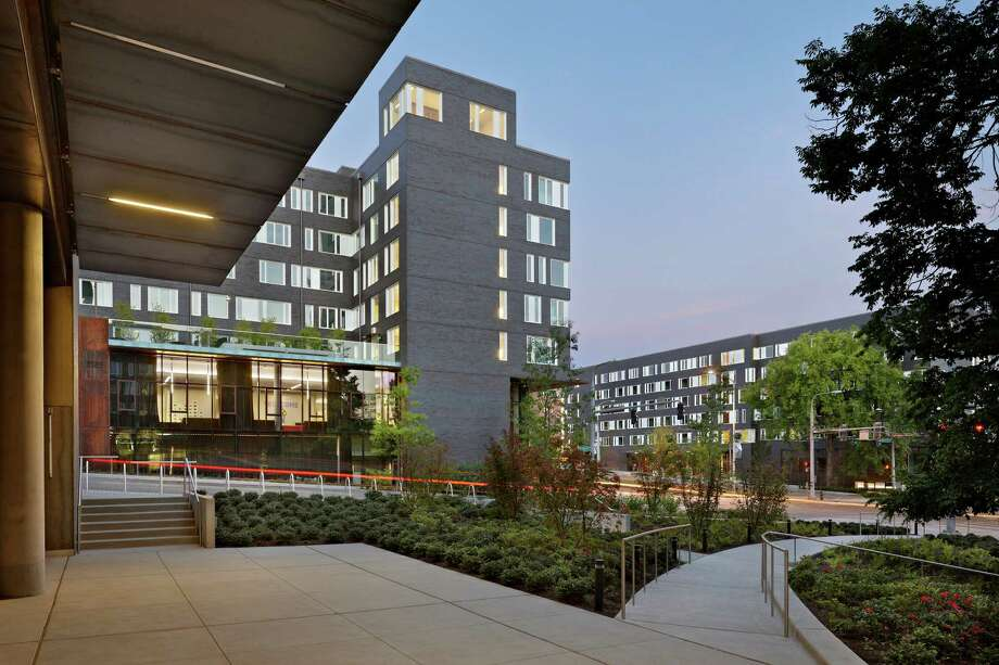 Finally, here are the Citation Awards, starting with West Campus Housing Phase I, at the University of Washington, in Seattle. Photo: Copyright Benjamin Benschneider