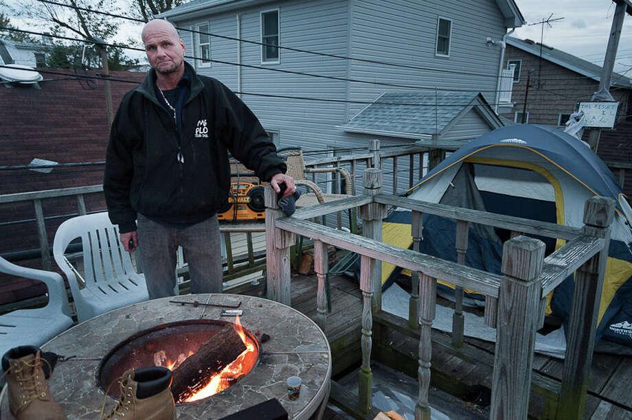 Residents of Gerritsen Beach, in Brooklyn, N.Y., were deeply affected by Superstorm Sandy. (Adrian Kinloch / Flickr)