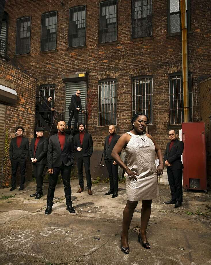 Sharon Jones & the Dap-Kings at Davies Symphony Hall  Saturday, November 24 at 8:00pm Photo: Dap Kings