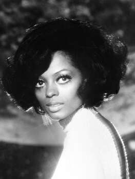 The Look: Mega Lashes  Diana Ross, 1970 Photo: Michael Ochs Archives, Getty Images