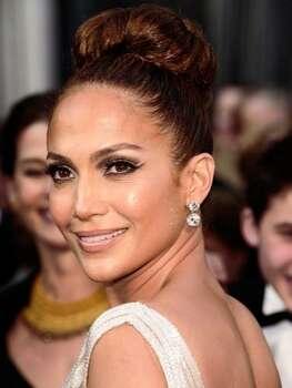 The Look: Mega Lashes Jennifer Lopez, 2012  Photo: Getty Images