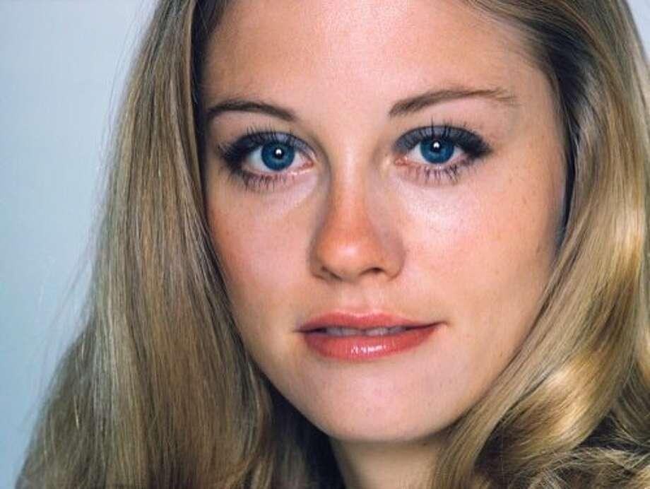 The Look: Pink Lips  Cybill Shepherd, 1971 Photo: Conde Nast Archive, Corbis