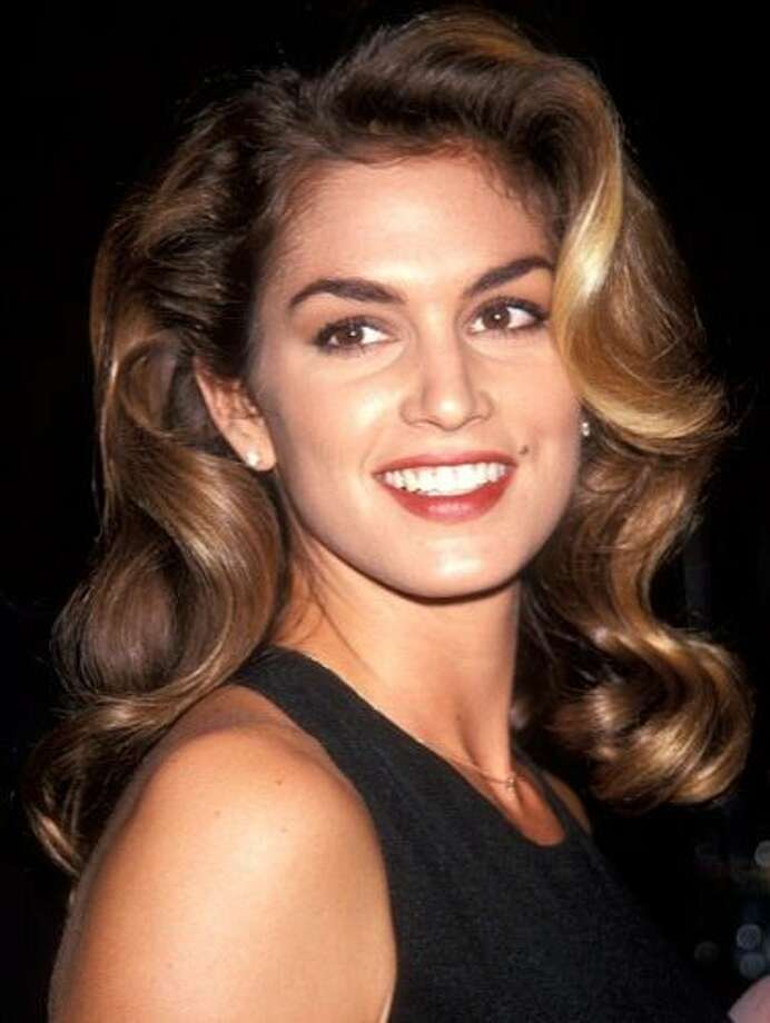 The Look: Full Brows  Cindy Crawford, 1992 Photo: Getty Images