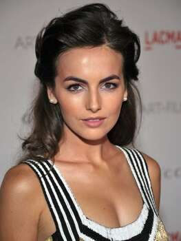 The Look: Full Brows  Camilla Belle, 2011 Photo: Getty Images