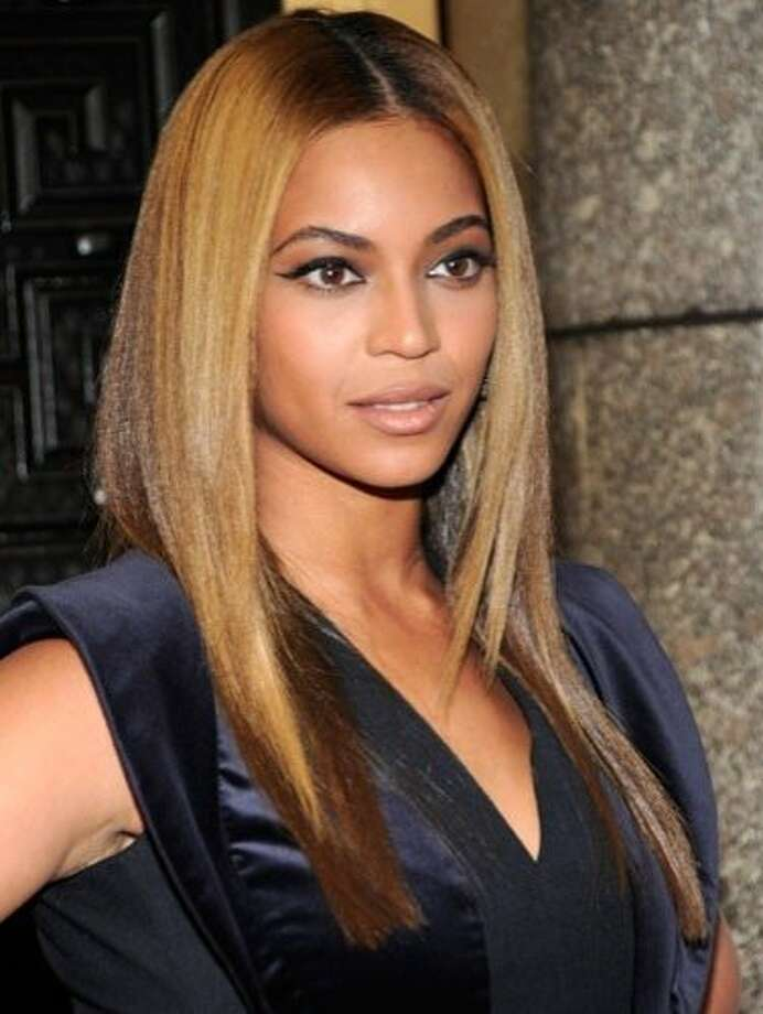 The Look: Winged Liner  Beyoncé, 2008 Photo: Getty Images