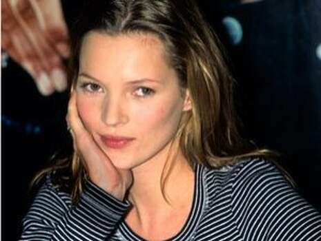 The Look: Rosy Cheeks  Kate Moss, 1996