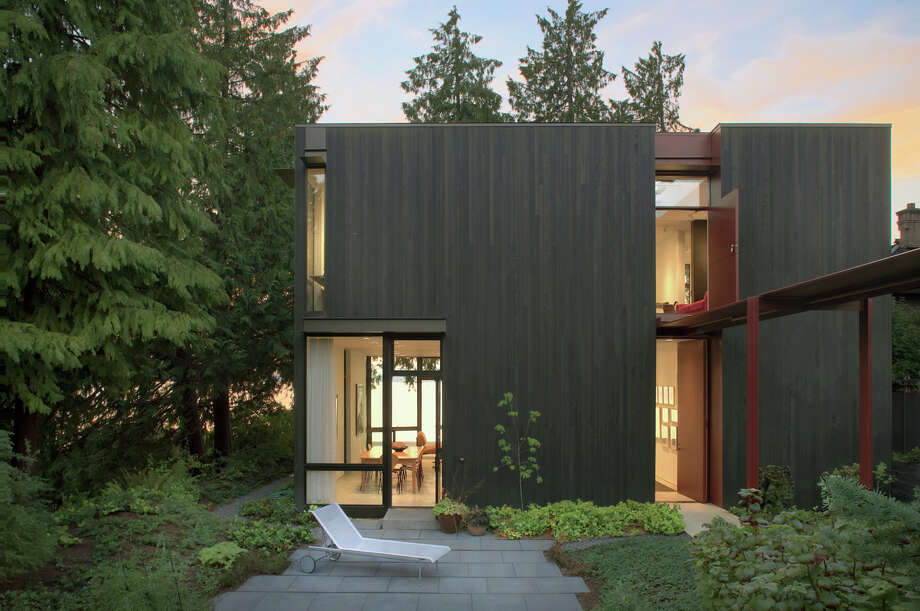 Commendation: Tansu House, by Olson Kundig Architects. Photo: Copyright Michael Burns