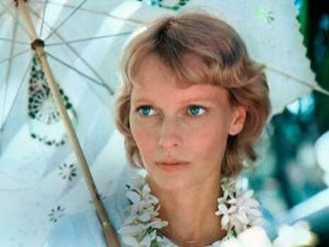 The Look: Rosy Cheeks  Mia Farrow, 1979