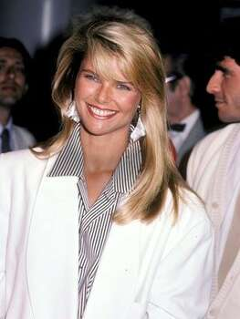 The Look: Rosy Cheeks Christie Brinkley, 1984