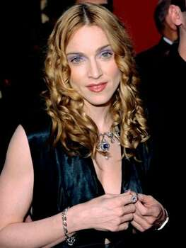 The Look: Purple Eyeshadow  Madonna, 1998