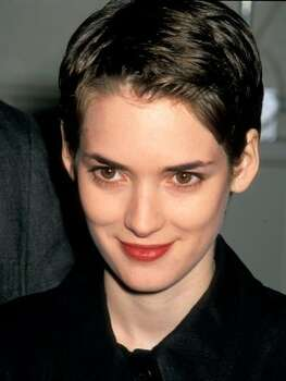 The Look: Red Lips Winona Ryder, 1994