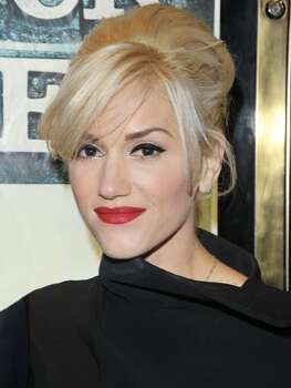 The Look: Red Lips  Gwen Stefani, 2009 Photo: Getty Images
