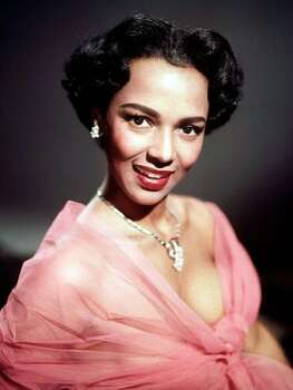 The Look: Red Lips  Dorothy Dandridge, 1951