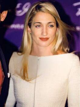 The Look: Red Lips Carolyn Bessette Kennedy, 1998