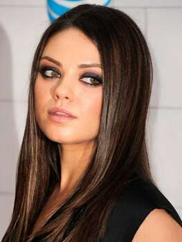 The Look: Smoky Eyes  Mila Kunis, 2012 Photo: Getty Images
