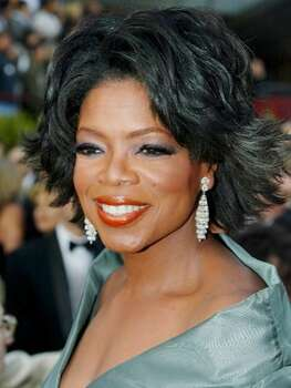 The Look: Smoky Eyes  Oprah Winfrey, 2004