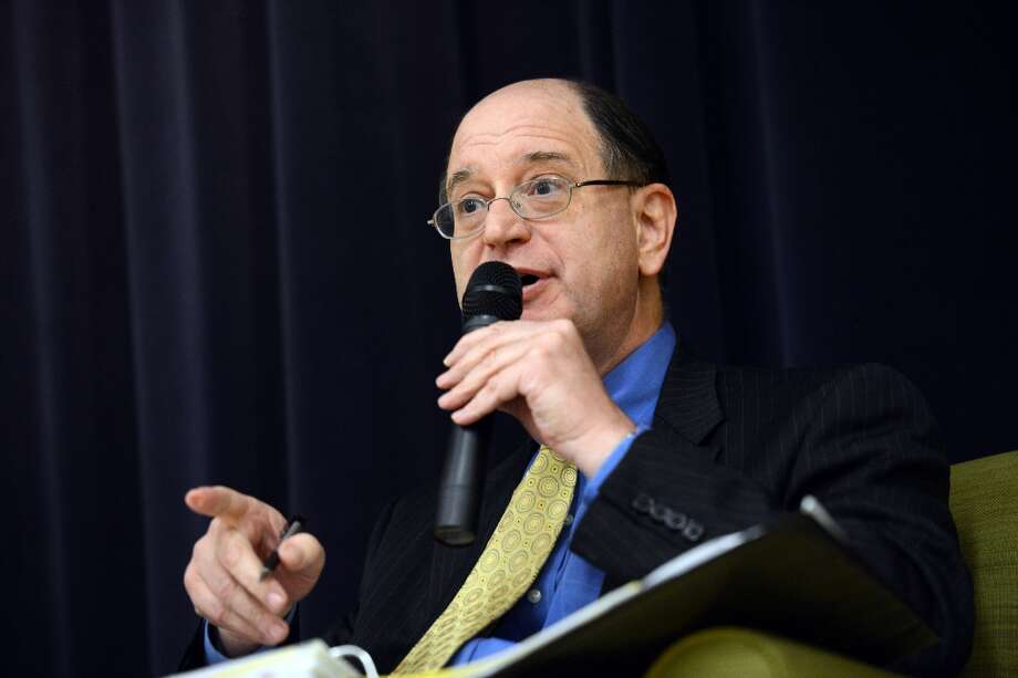 In this Wednesday, Oct. 10, 2012 photo, U.S. Rep. Brad Sherman speaks during a debate against U.S. Rep. Howard Berman at ONEgeneration Senior Center in Reseda, Calif.  Sherman won in Tuesday's election. (AP Photo/Los Angeles Daily News, Hans Gutknecht) Photo: Hans Gutknecht, Associated Press / Los Angeles Daily News